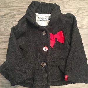 Jean bourget jacket size 12 months